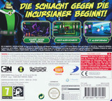 Ben 10 - Omniverse 2 3DS cover (AEQP)