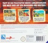 Lucky Luke & The Daltons 3DS cover (ALJP)