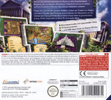 Mahjong Mysteries - Ancient Athena 3D 3DS cover (AM5Z)