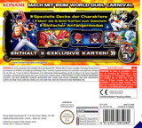 Yu-Gi-Oh! Zexal - World Duel Carnival 3DS cover (AYXP)