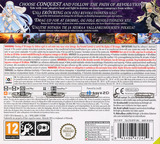 Fire Emblem Fates - Conquest 3DS cover (BFYP)