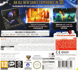 Michael Jackson - The Experience 3D 3DS cover (AMJP)