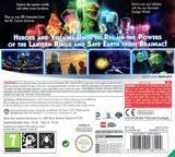 LEGO Batman 3 - Beyond Gotham 3DS cover (BTMP)