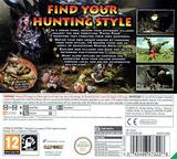 Monster Hunter Generations 3DS cover (BXXP)