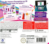 Imagine - Fashion Designer 3D pochette 3DS (AGUP)
