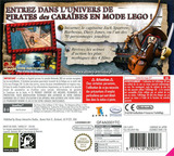 LEGO Pirates of the Caribbean - The Video Game pochette 3DS (APCP)