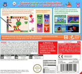 Freakyforms Deluxe - Your Creations, Alive! pochette 3DS (ATQP)
