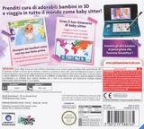 Imagine - Babies 3D 3DS cover (ABAP)