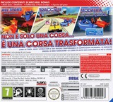 Sonic & All-Stars Racing Transformed 3DS cover (ALLP)