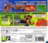 Inazuma Eleven 3 - Lightning Bolt 3DS cover (AXSZ)