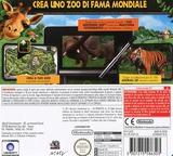 Zoo Resort 3D 3DS cover (AZOP)