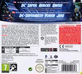 LEGO Batman 2 - DC Super Heroes 3DS cover (ALBP)