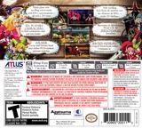 Code of Princess 3DS cover (AC7E)