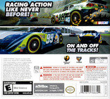 NASCAR Unleashed 3DS cover (AC9E)