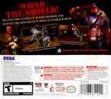 Captain America - Super Soldier 3DS cover (ACAE)