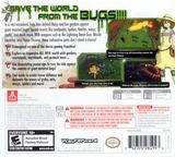Centipede - Infestation 3DS cover (ACPE)