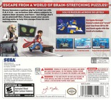 Crush 3D 3DS cover (ACRE)