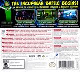 Ben 10 - Omniverse 2 3DS cover (AEQE)
