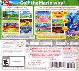Mario Golf - World Tour 3DS cover (AJ3E)