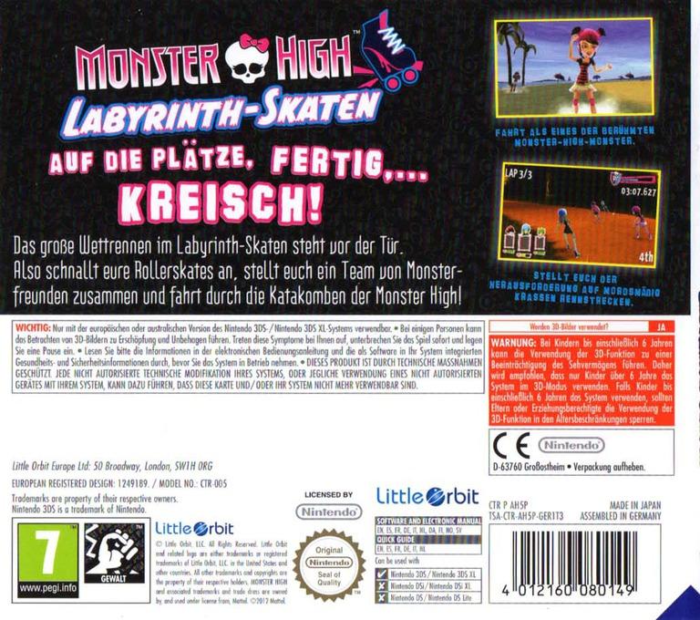 3DS backHQ (AH5P)
