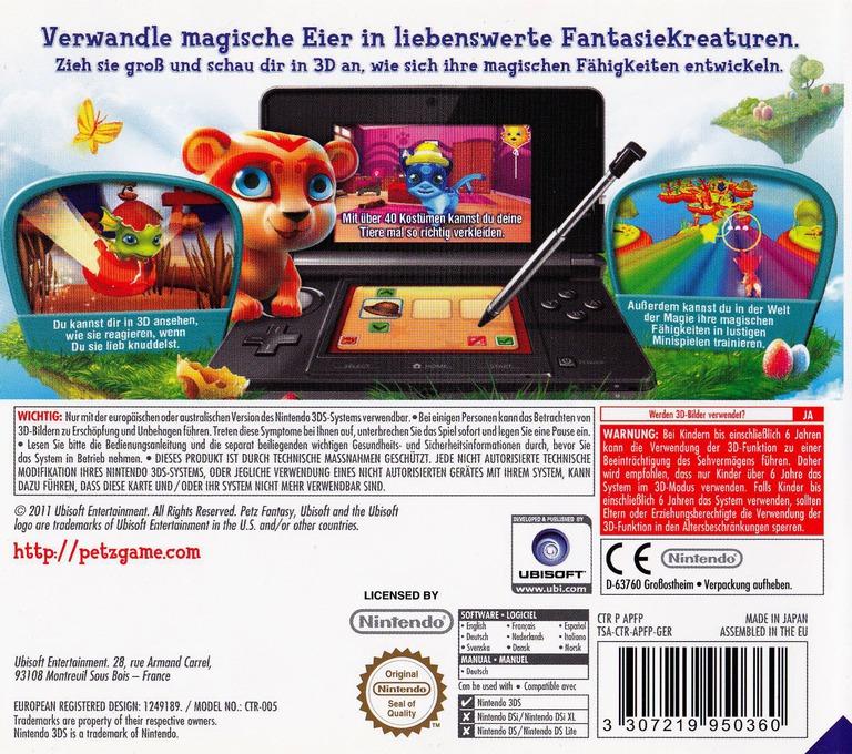 3DS backHQ (APFP)