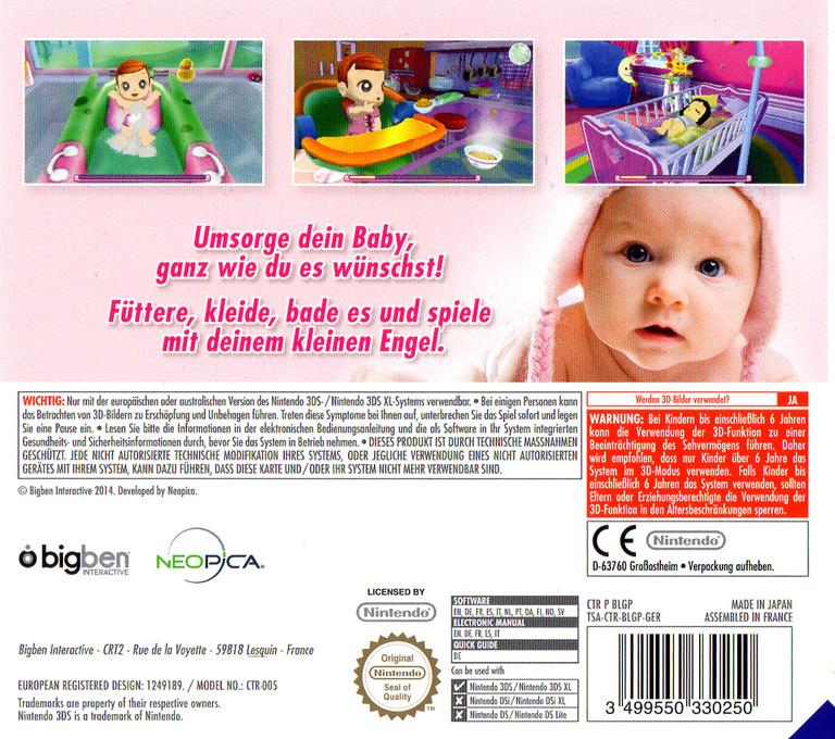 3DS backHQ (BLGP)