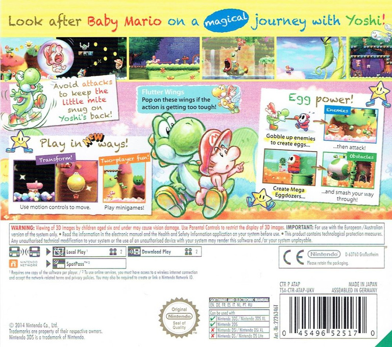 Yoshi's New Island 3DS backHQ (ATAP)
