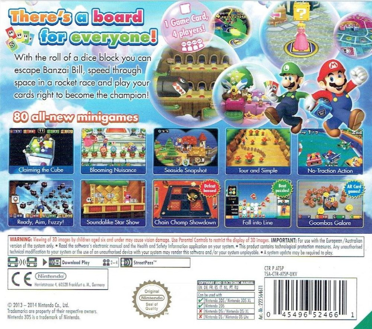 Mario Party - Island Tour 3DS backHQ (ATSP)
