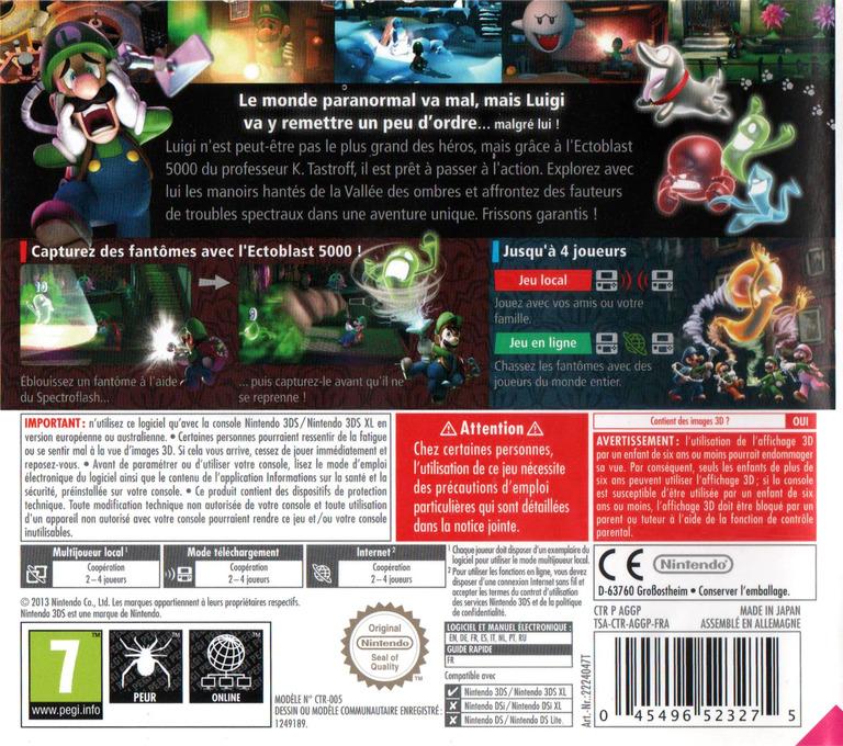 3DS backHQ (AGGP)
