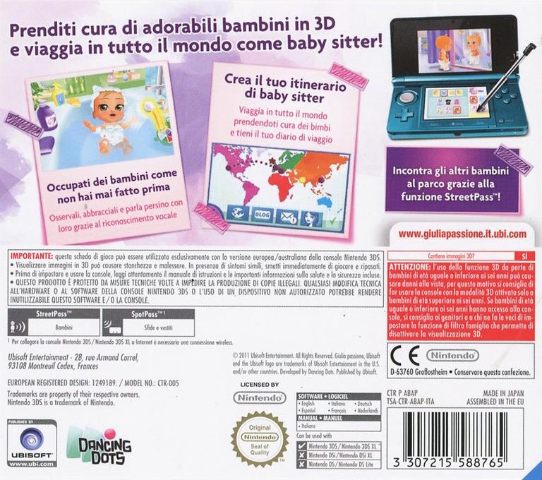 3DS backHQ (ABAP)
