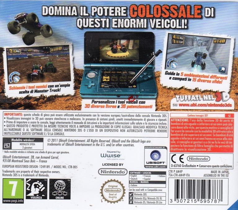 3DS backHQ (AM4P)