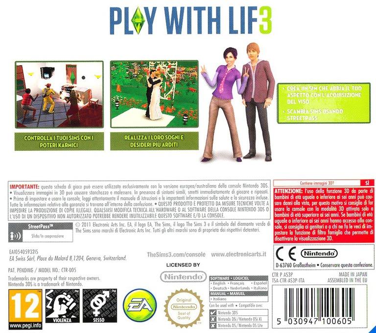 3DS backHQ (AS3P)