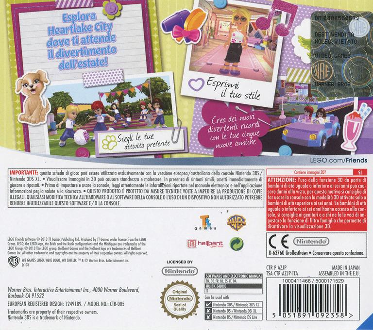 3DS backHQ (AZJP)