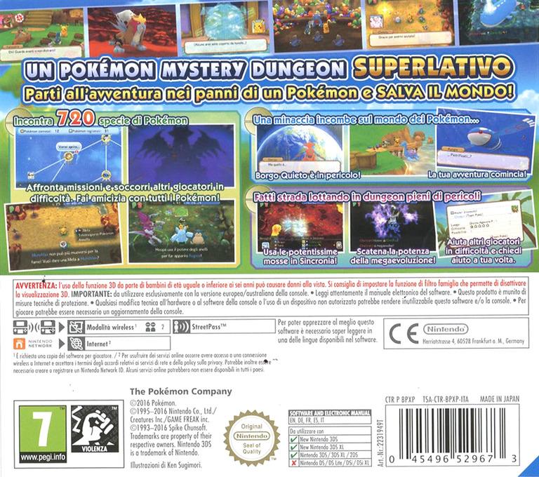 3DS backHQ (BPXP)