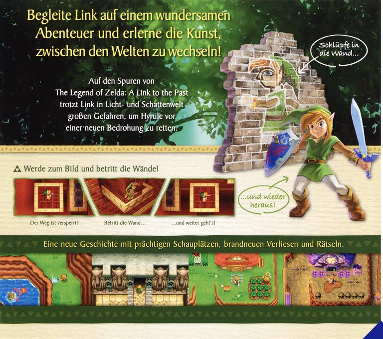 3DS backHQ2 (BZLP)