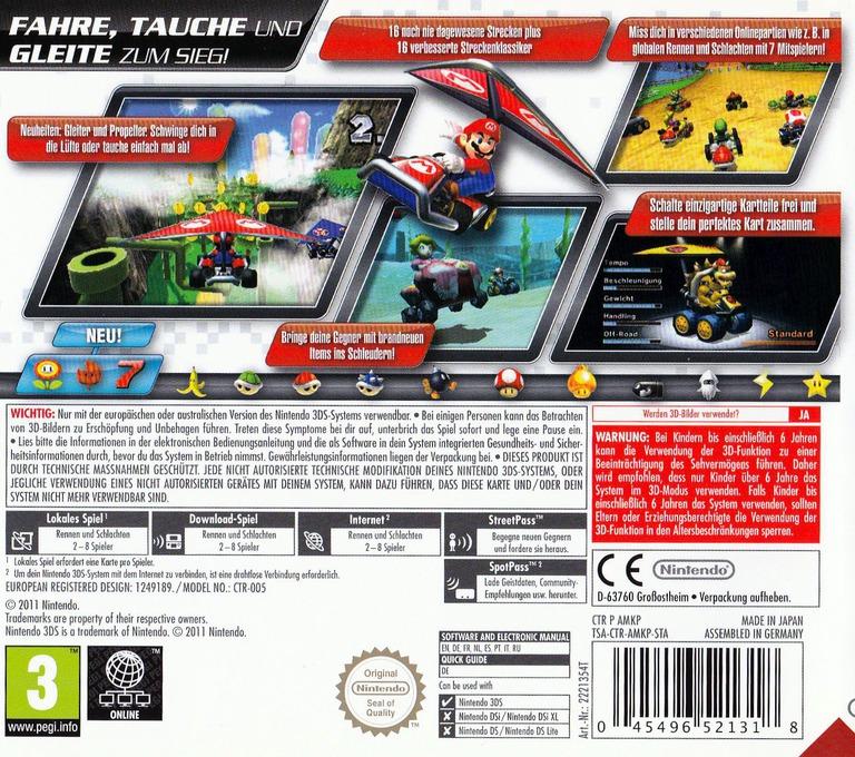 3DS backHQB (AMKP)