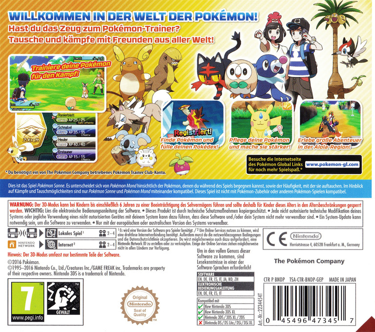 3DS backHQB (BNDP)