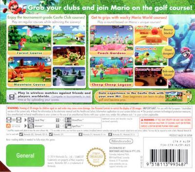 Mario Golf - World Tour 3DS backM (AJ3P)