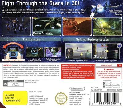 Star Fox 64 3D 3DS backM (ANRP)