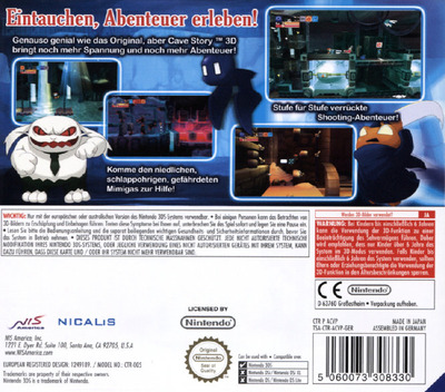 3DS backM (ACVP)
