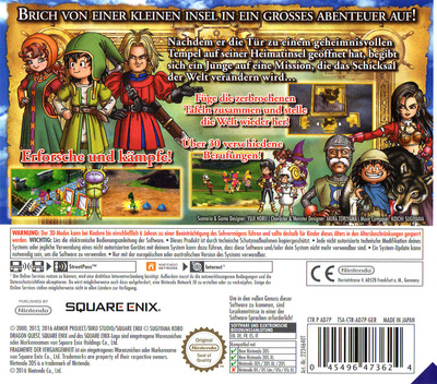 3DS backM (AD7P)