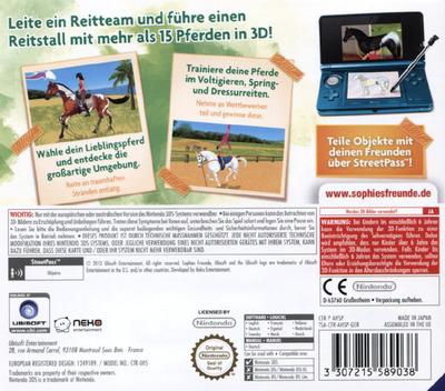 3DS backM (AHSP)