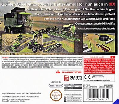3DS backM (AL3P)