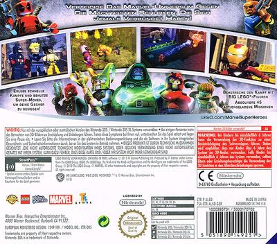 3DS backM (AL5D)
