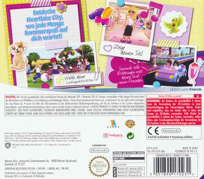 3DS backM (AZJP)