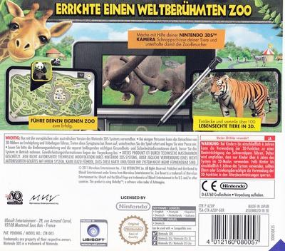 3DS backM (AZOP)