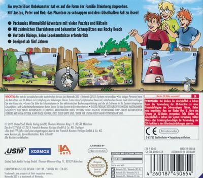 3DS backM (BD4D)