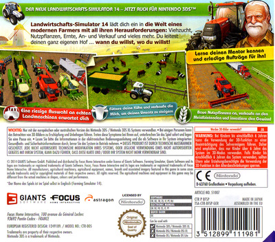 3DS backM (BFSP)