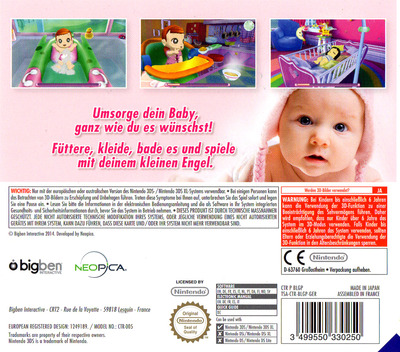 3DS backM (BLGP)