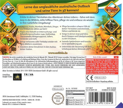 3DS backM (BM4P)